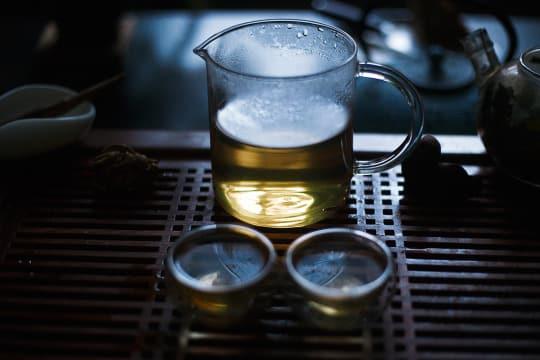 Say trà: tại sao chúng ta lại bị 'say' khi uống trà?